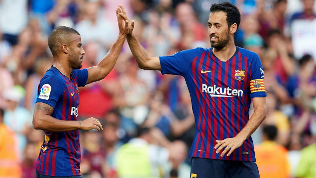 Vea los goles del FC Barcelona - Boca Juniors en el Gamper