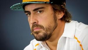 El futuro de Alonso sigue por decidir.