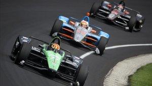 Servià, la representación española en la Indy 500