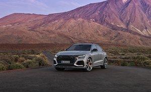 Probamos el nuevo Audi RS Q8: simplemente brutal