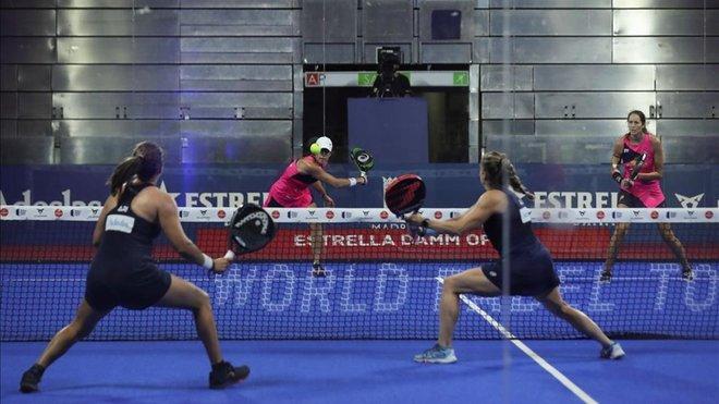 El World Padel Tour repite en el Madrid Arena