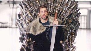 Aaron Rodgers aparece en el episodio 8x05 de Juegos de Tronos   Wisn TV