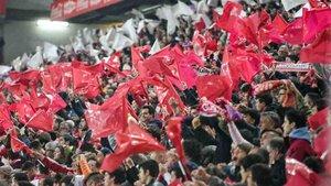 La afición de Gijón tendrá que apoyar a un Sporting que se aproxima al descenso