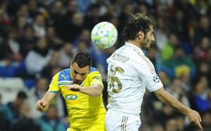 El APOEL fue uno de los rivales del Madrid en cuartos