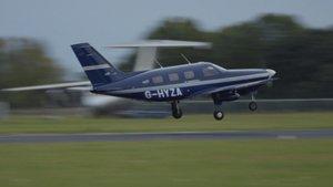 Así es el primer avión comercial de hidrógeno de ZeroAvia