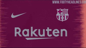 Así será la tercera equipación del Barça 2018 / 2019