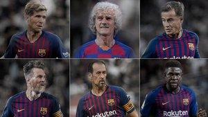 Así serán los jugadores del FC Barcelona de viejos