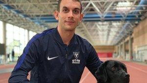 El atleta paralímpico Gerard Descarrega