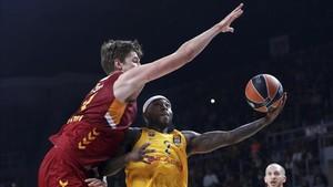 El Barça ya cayó en el duelo de la primera vuelta disputado en Estambul