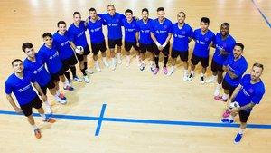 El Barça, este domingo en la Ciutat Esportiva antes de partir hacia Lituania