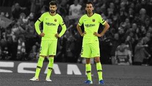 El Barça, poseído por las dudas