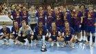 El Barça revalidó con enorme autoridad el título en la Supercopa de Catalunya