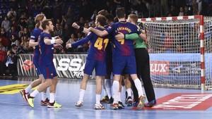 El Barça tuvo por fin un partido de poco desgaste en Champions