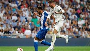 Borja Iglesias ha sido el fichaje más caro del Espanyol este verano (10M)