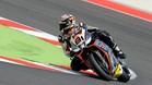 El catalán Jordi Torres, en el Mundial de Superbikes