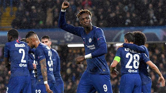 El Chelsea cumplió ante el Lille para meterse en octavos
