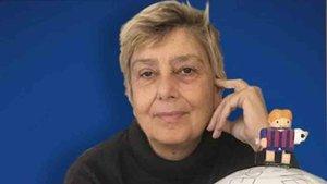 Emanuela Audisio, premio Manuel Vázquez Montalbán de periodismo