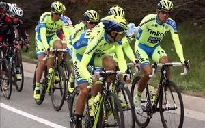 fa03592e5 Saxo Bank no seguirá como patrocinador del equipo Tinkoff de Contador