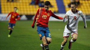 Ferran Torres debutará con la selección española absoluta