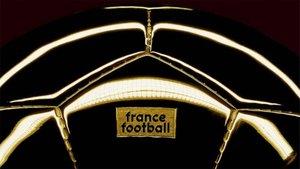 France Football es quién entrega el Balón de Oro