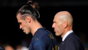 Gareth Bale y Zinedine Zidane tienen una tensa relación desde hace tiempo