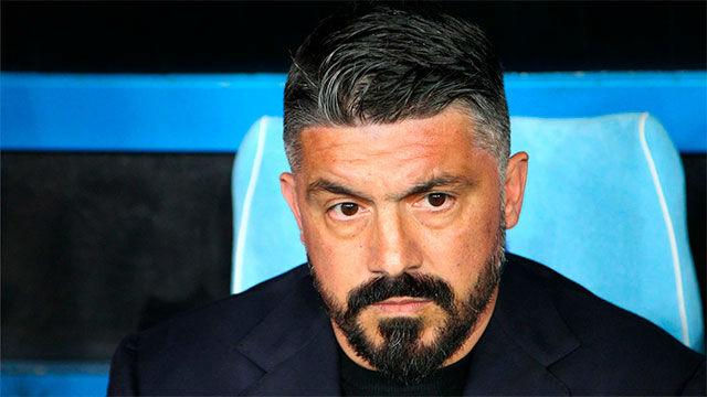 Gattuso: ¿Eliminatoria resuelta? Compraremos el casco y la armadura
