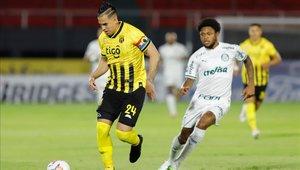 Guaraní sigue sienfo un duro rival en la Libertadores