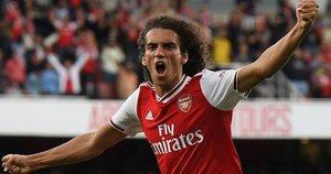 Guendouzi, uno de los jóvenes talentos del Arsenal