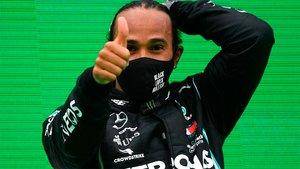 Hamilton , el piloto mejor pagado
