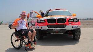 Isidre Esteve avala la presencia de Alonso en el Dakar