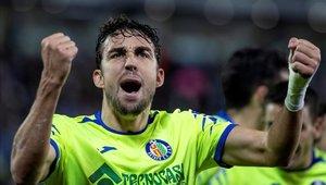 Jaime Mata quiere seguir firme en La Liga