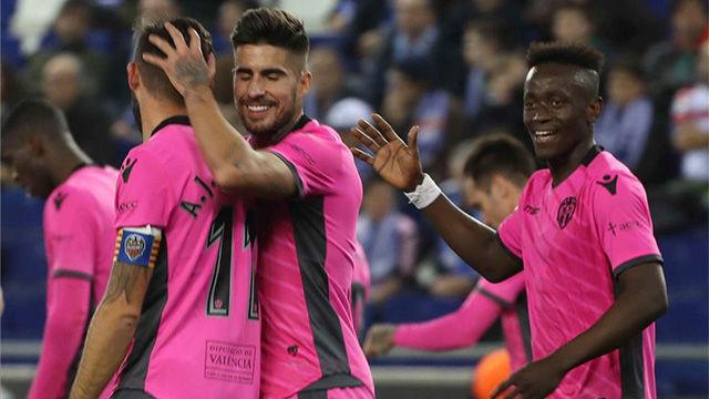 LACOPA | Espanyol - Levante (1-2)