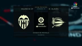 LALIGA | Valencia - Alavés (3-1)