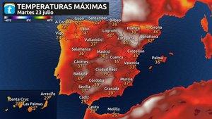 Llega una nueva ola de calor que afectará a toda Europa