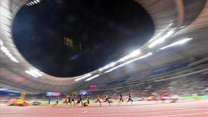 Los atletas han convertido en inolvidable el Mundial de Doha
