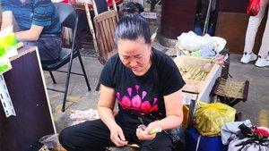 Los grillos, un clásico en China