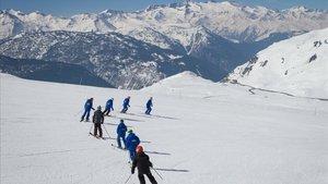Los Pirineos serán la sede de los deportes al aire libre