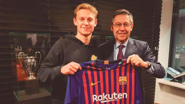 Los seis jugadores que marcaran el futuro del Barça
