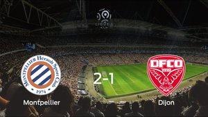Los tres puntos se quedan en casa: Montpellier HSC 2-1 Dijon FCO