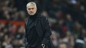 Mourinho ha sido cesado en el Manchester United