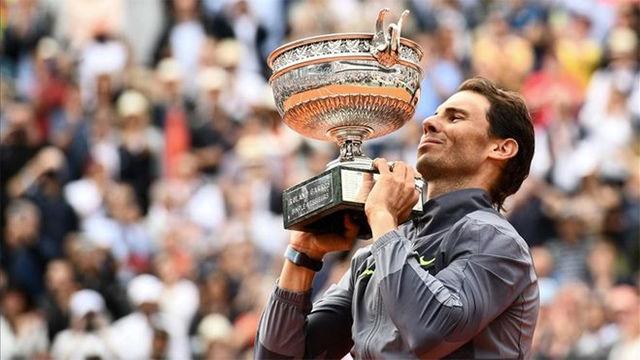 Nadal, tras ganar su Roland Garros número 12: Es algo único