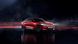 El nuevo Mustang Mach-E es 100% eléctrico