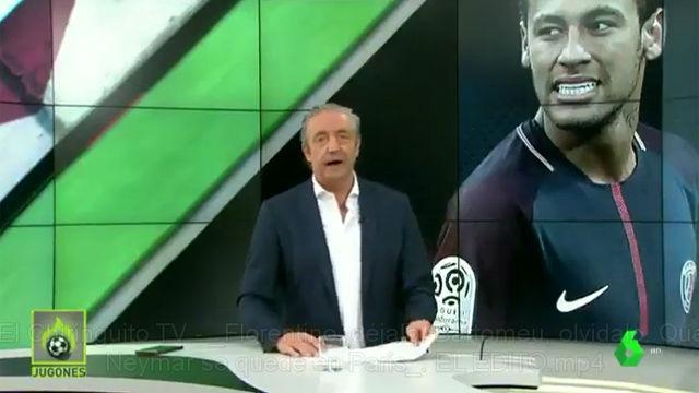Pedrerol explota contra Neymar tras su último escándalo