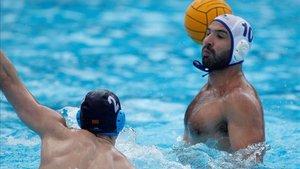 La piscina de Sant Sebastià será testigo de un duelo vital para el Barceloneta.