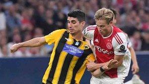 El PSG quiere a De Jong