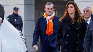 Sandro Rosell pasa al ataque tras pasar dos años encarcelado