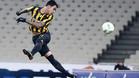 Sergio Araujo ha renacido en el AEK