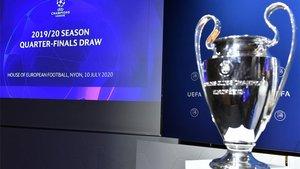 El sorteo de Champions se celebrará este jueves