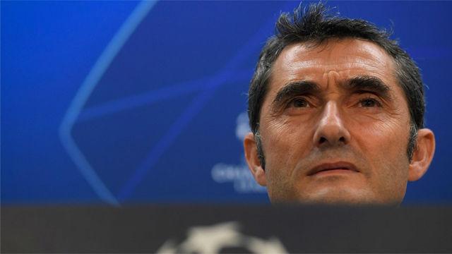 Valverde: Los problemas con Dembélé los resolveremos de forma interna