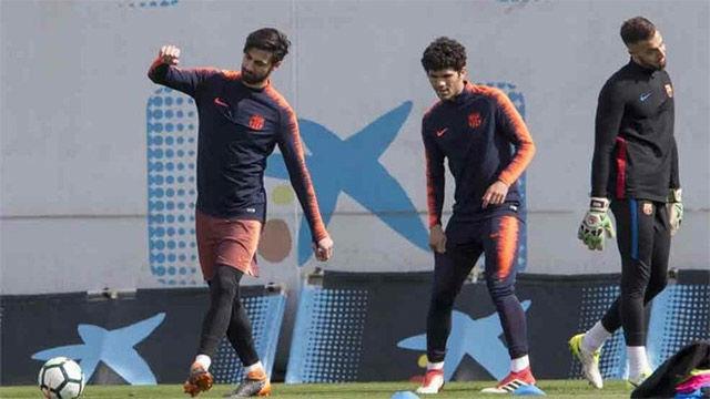 Valverde pide a André Gomes que dé un paso adelante